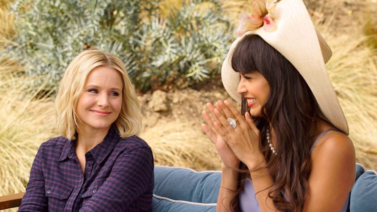 """With this week's """"The Trolley Problem"""", 'The Good Place' continues a subversive and structure-ripping second season with a zany and laugh-a-minute pace."""