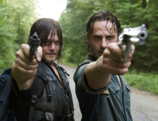 Now that S8 of The Walking Dead has shuffled on and off our screens like a rotting corpse who's gnawed their own limbs off in boredom, we have a revolutionary idea to share with you: It's time to stop watching the show.