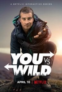 Similar to 'Black Mirror: Bandersnatch', this interactive TV show follows Bear Grylls's adventurous life, where you get to decide how to keep him safe.