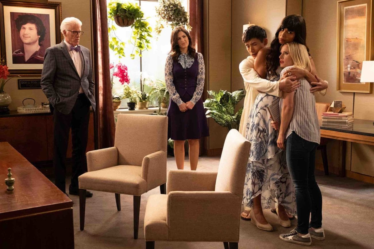 "'The Good Place' season 4 episode 4 ""Tinker, Tailor, Demon, Spy"" is a test of faith. Is Michael truly one of the Soul Squad, or still a demon on the inside?"