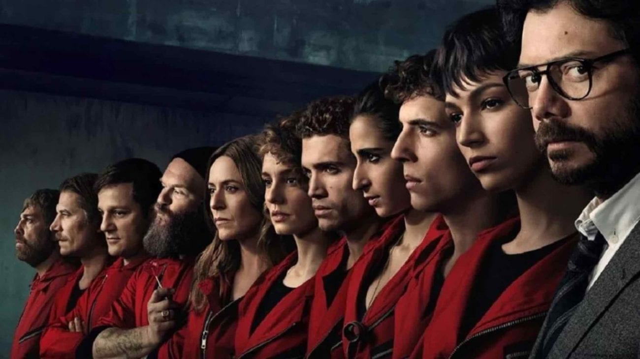 Here are our top five songs from Spanish Netflix series 'Money Heist' soundtrack that will make you laugh, cry and dance through this incredible story.