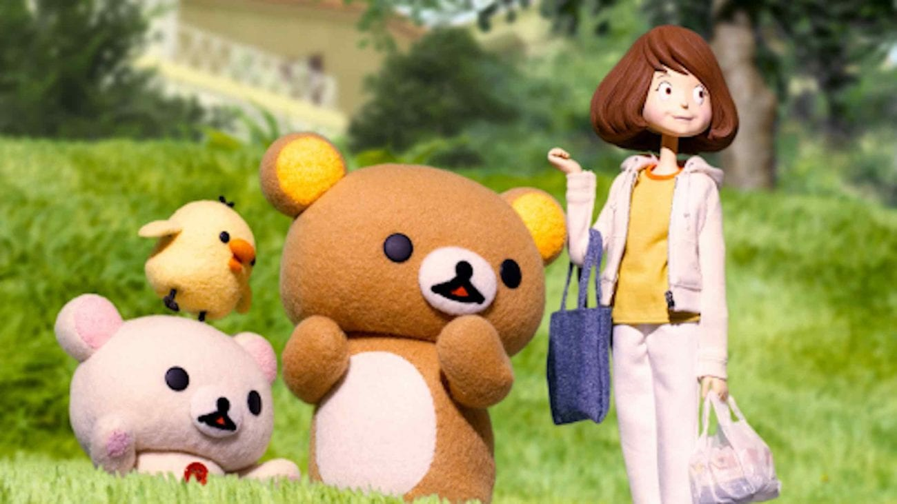 'Rilakkuma and Kaoru' hits a note of tranquility in the souls of its viewers. Here's why you should watch the most relaxing stop animation.