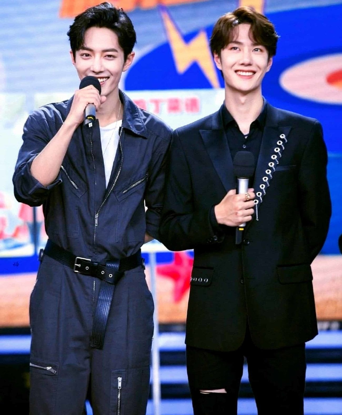 Wang Yibo brought his co-star, Xiao Zhan to 'Day Day Up' to promote 'The Untamed. Come with us as we review this very special episode of 'Day Day Up'.