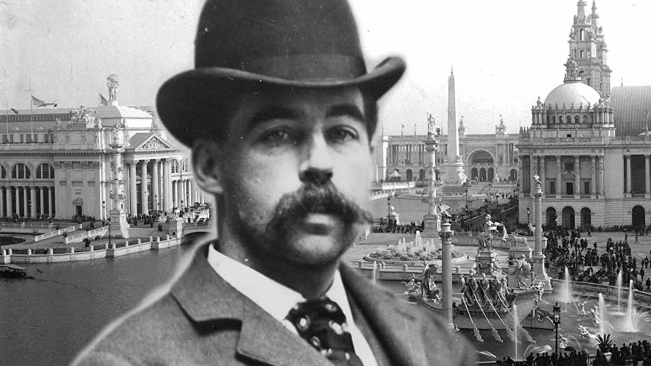 """H.H. Holmes built what he referred to as his murder """"castle"""". Here's the chilling tale of H.H. Holmes and his infamous castle."""