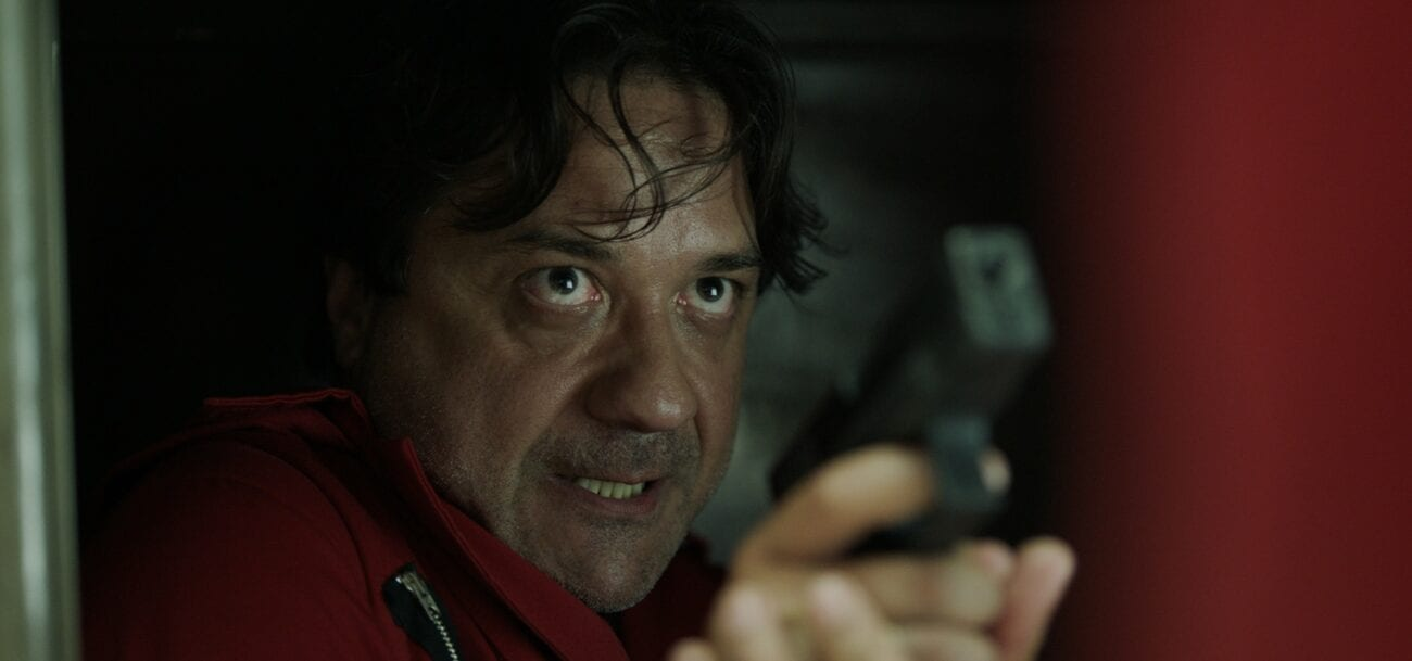 Of all the cast though Arturo, or as we prefer to call him Arturito, is the worst 'Money Heist' character of all. Here are memes to describe our hatred.