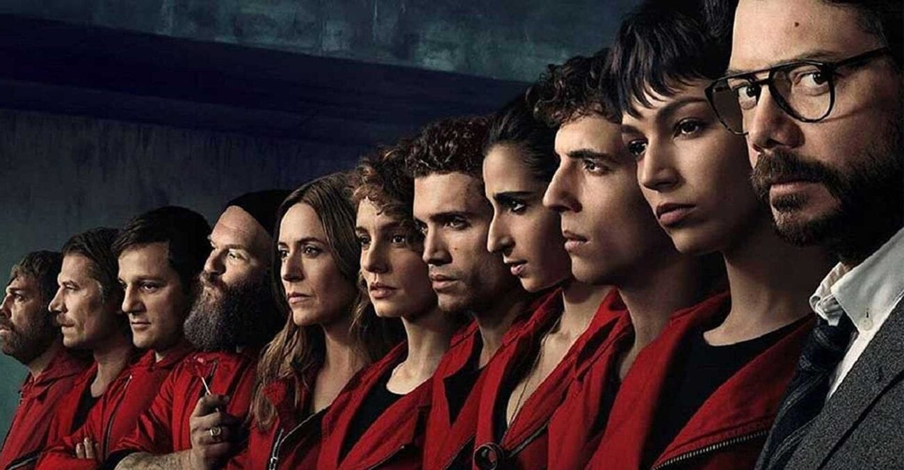 'Money Heist' is a great show with a fantastic ensemble cast. Here's our essential guide on all things 'Money Heist' and its cast.