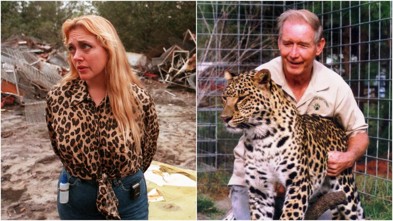 Netflix's true-crime docuseries 'Tiger King' continues to fascinate and captivate the American public. Here are some theories involving Don Lewis.