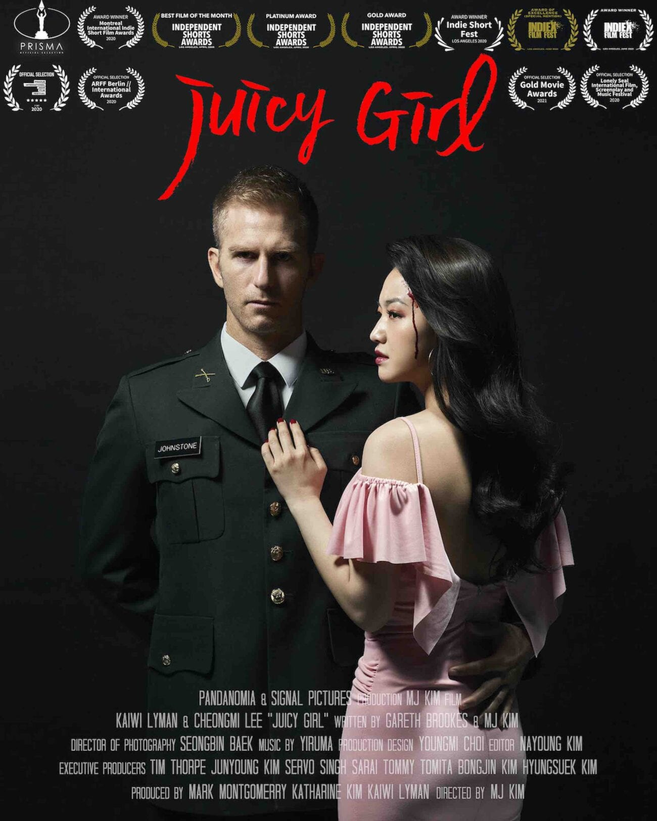 'Juicy Girl' directed by MJ Kim has recently won the Best Script award at the Montreal Short Film Awards. Here's why you should pay attention.