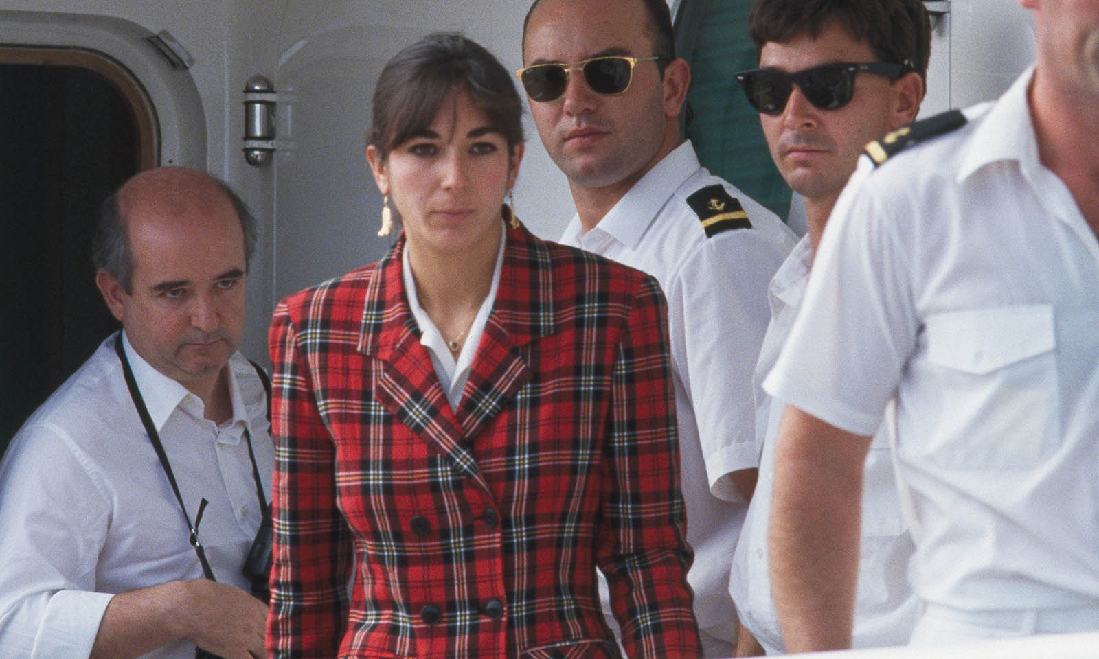 Since it was revealed that Ghislaine Maxwell was married, everyone assumed it was Jeffrey Epstein. But now, we may know the identity of her husband.