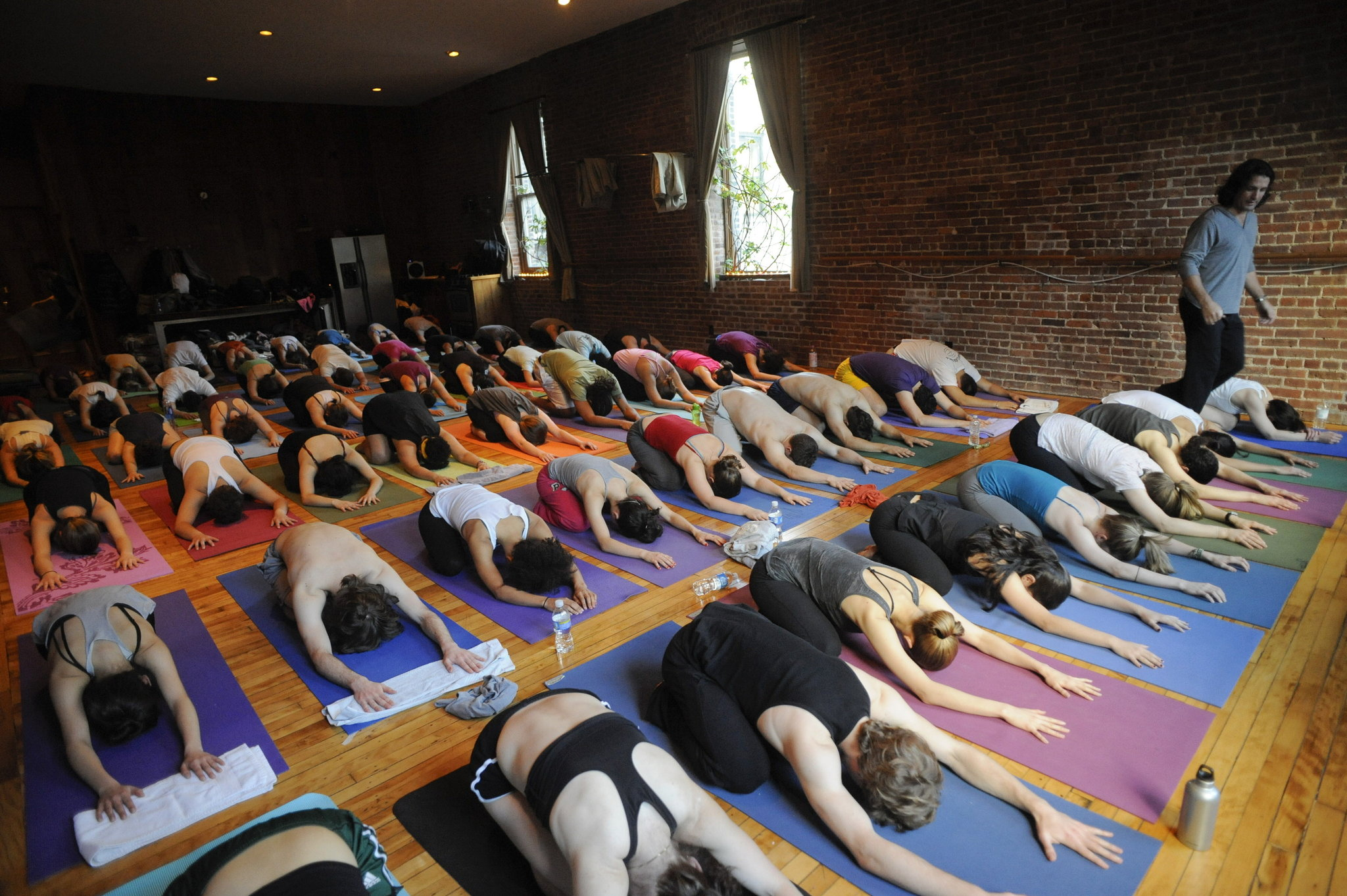 A former student of Bikram Choudhury, Greg Gumucio made a name for himself with Yoga for the People. But now, he's fallen from grace as well.