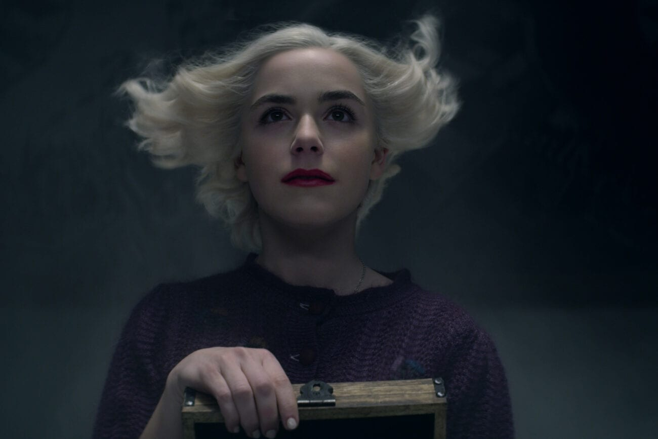 Here's why we want to save Sabrina and why we think 'Chilling Adventures of Sabrina' shouldn't end after season 4.