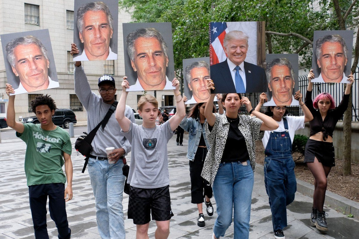 Is there a new connection between Jeffrey Epstein and Donald Trump? Discover what one Jane Doe in the Epstein case has to say.