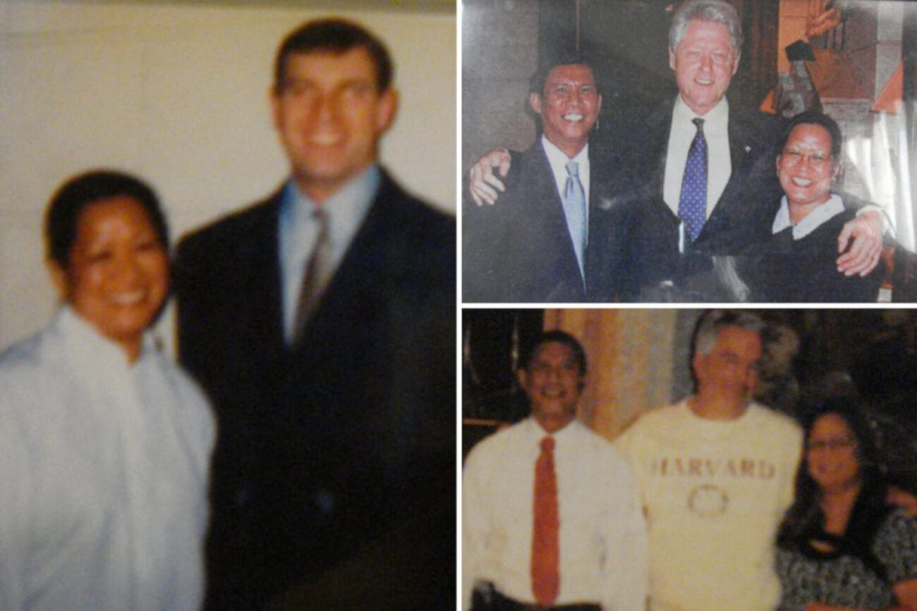 Can new photos of Jeffrey Epstein's staff with Prine Andrew, Bill Clinton, and others ruin their credibility? See new proof against Epstein's circle.