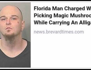 Has 2020 got you down? Florida Man and Florida Woman went stir-crazy this year, too. Read the craziest Florida Man headlines from 2020.