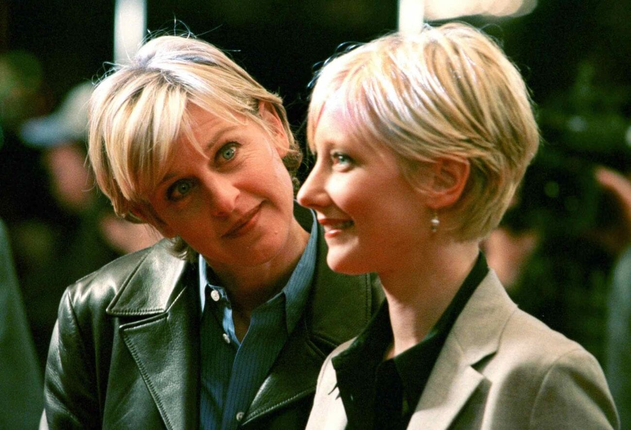 Anne Heche dated Ellen DeGeneres for three years at the end of the last century. Here's what Anne had to say about 'The Ellen DeGeneres Show' host.