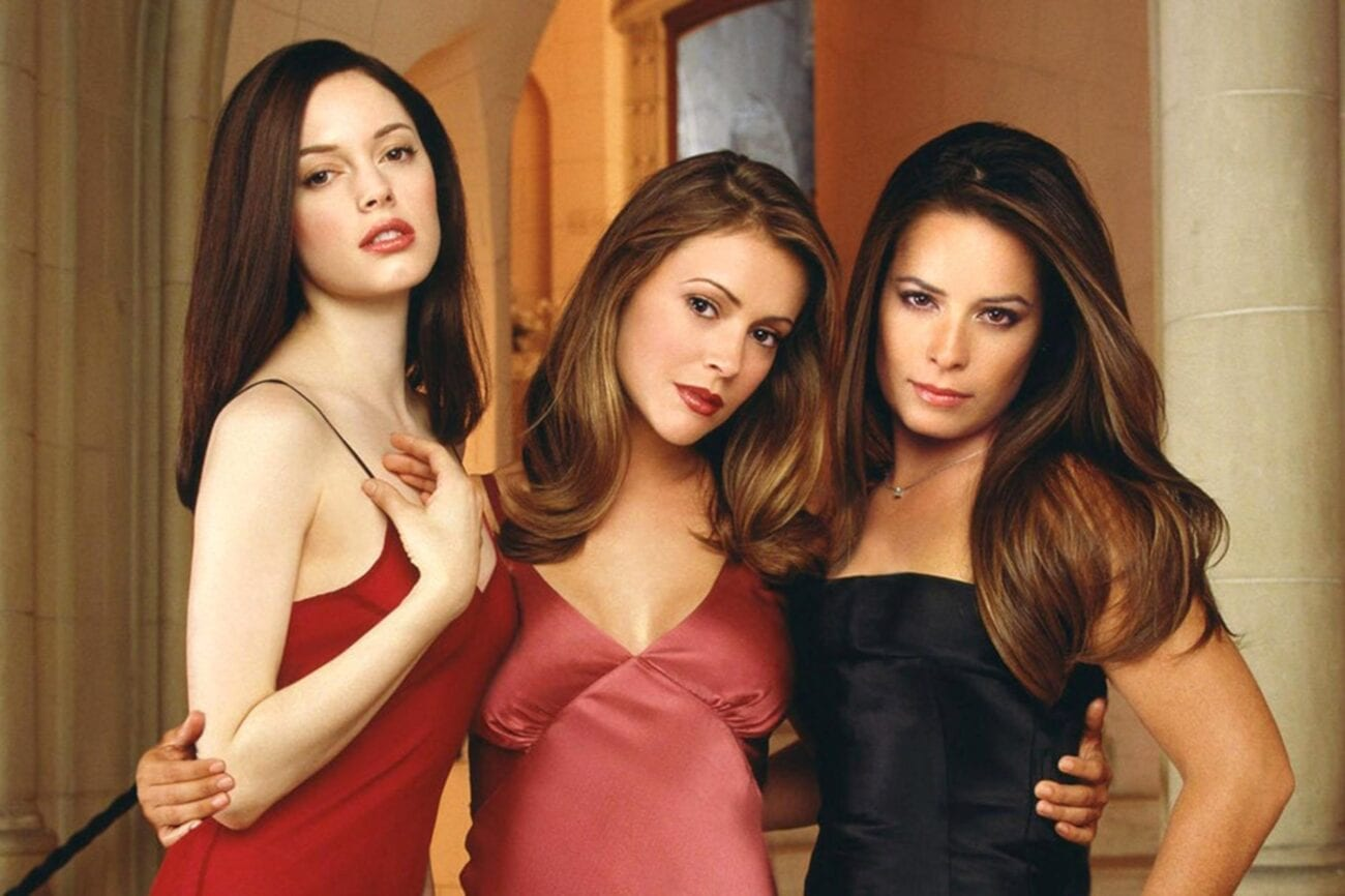 Former 'Charmed' co-stars Rose McGowan and Alyssa Milano continued their career-long feud on Twitter this weekend. Let's find out what happened.