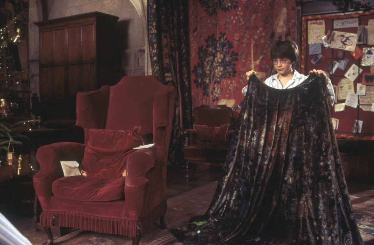 Do you want to be a wizard or witch in the magical world of Harry Potter? Technological advancements will soon make Harry's invisibility cloak a reality.