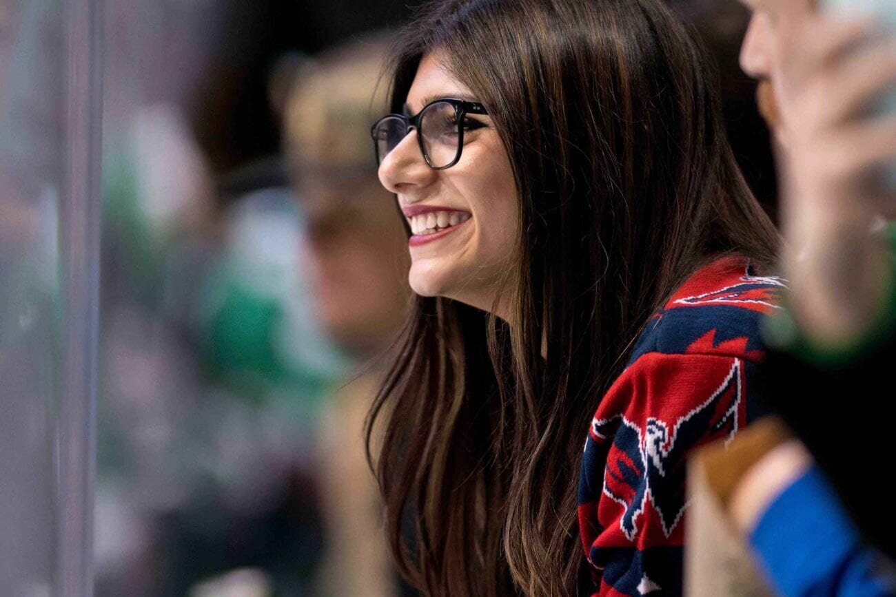 Mia Khalifa has become a symbol of social change. Here's how Mia Khalifa went from XXX star to passionate social activist.
