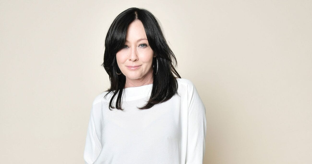 Shannen Doherty's breast cancer diagnosis got worse. Read how Doherty is staying strong and which friends are lending her support.