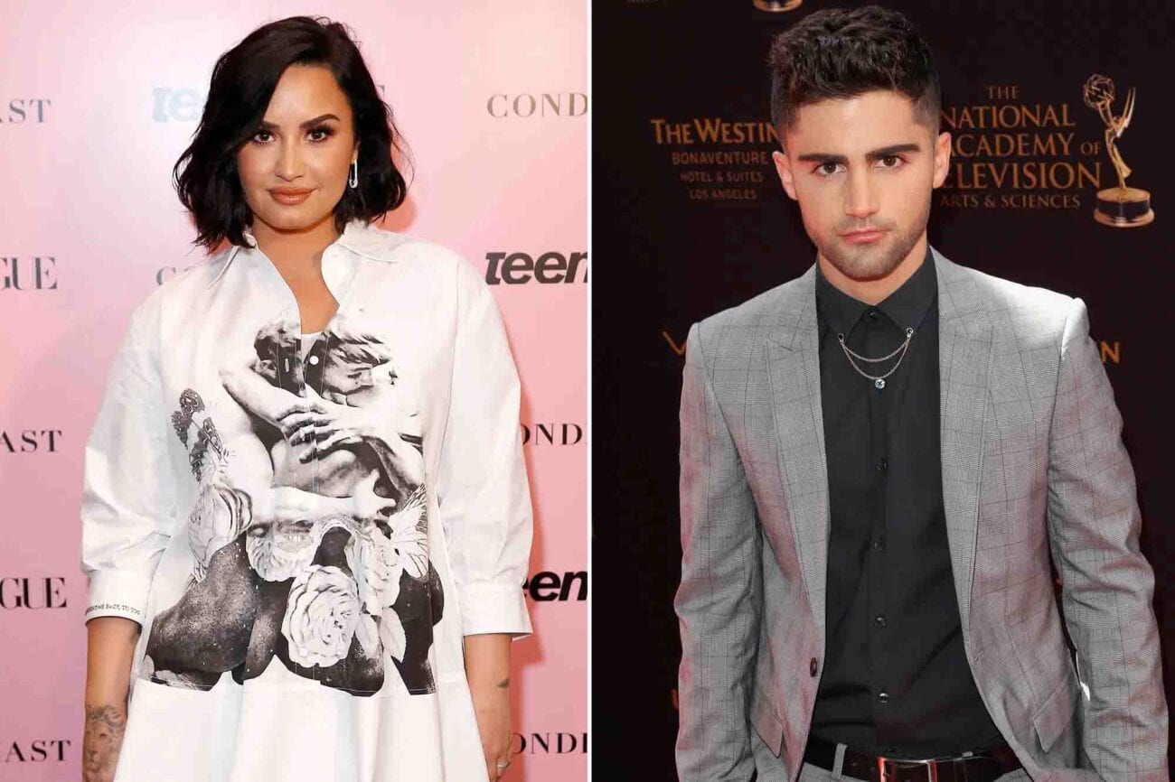 It's clear that Demi Lovato & Max Ehrich have called it quits – but what's up with Ehrich's strange Instagram posts? Here's what we know.