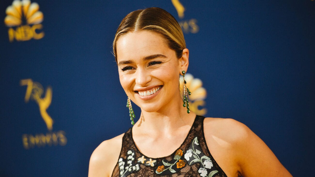 'Game of Thrones' star Emilia Clarke spoke up about her experience grappling with copious sex scenes in the show.