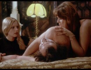Looking for something sexy and spooky for Fall? Here are some of the best sex scenes in horror movie history.