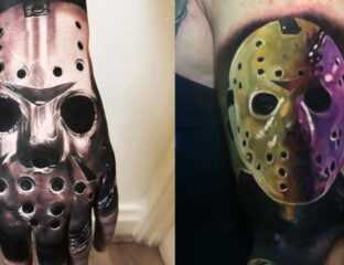 As a testament to the tattoo world's love of everything horror, here are some of the best 'Friday the 13th'-inspired tattoos!