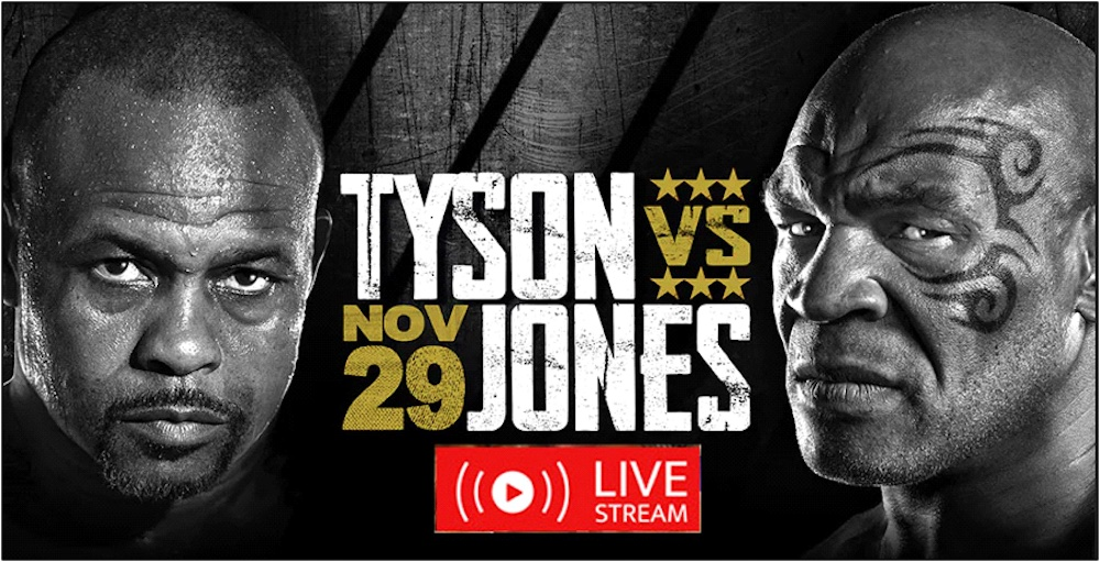 Want to catch the latest legendary boxing fight on a Reddit live stream? Here's how you can watch Tyson vs. Jones.
