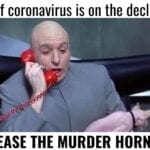 As things seem to get even darker with the coronavirus, here are some of those gallows humor memes to make you chuckle.