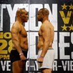 The Mike Tyson vs. Roy Jones Jr. boxing match was legendary. Their match may have ended with a draw, but it showed us everything we wanted to see.