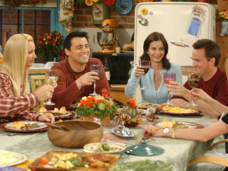Need something to watch after the feast? Here's our list of the top sitcom Thanksgiving episodes from 'Friends' & more for you to enjoy this holiday.