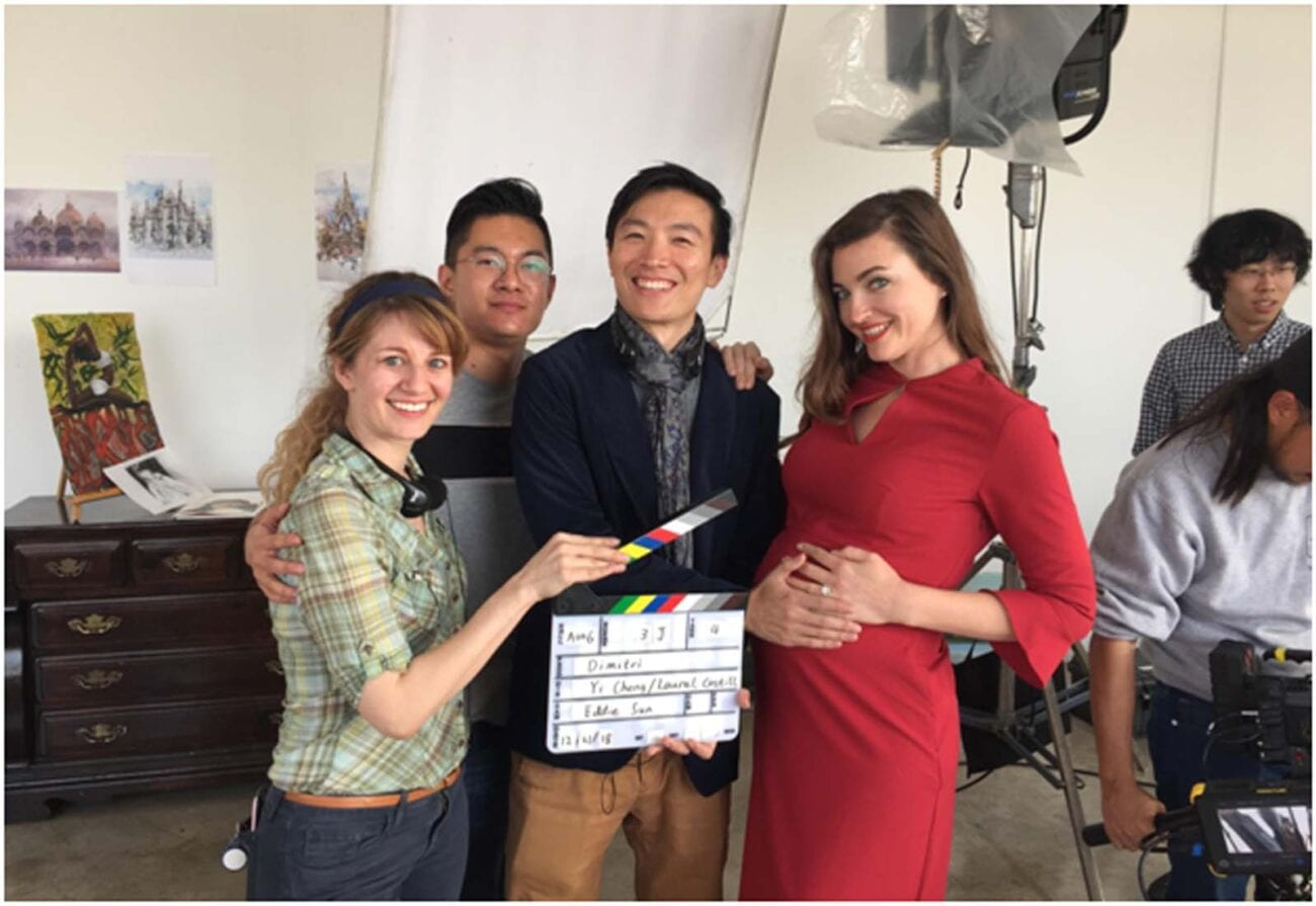 Jiayi Sun is a filmmaker who is pursuing his dreams in Hollywood. Here's everything you need to know about him.