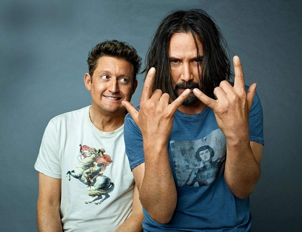 Now that 'Bill and Ted Face the Music' is out in the world, fans are wondering if another new movie is in the works. Find out for yourself.