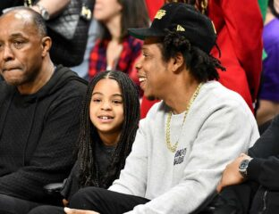 Blue Ivy Carter is the daughter of Beyonce & Jay-Z, and she's nominated for a Grammy. Have the Grammys' become irrelevant?