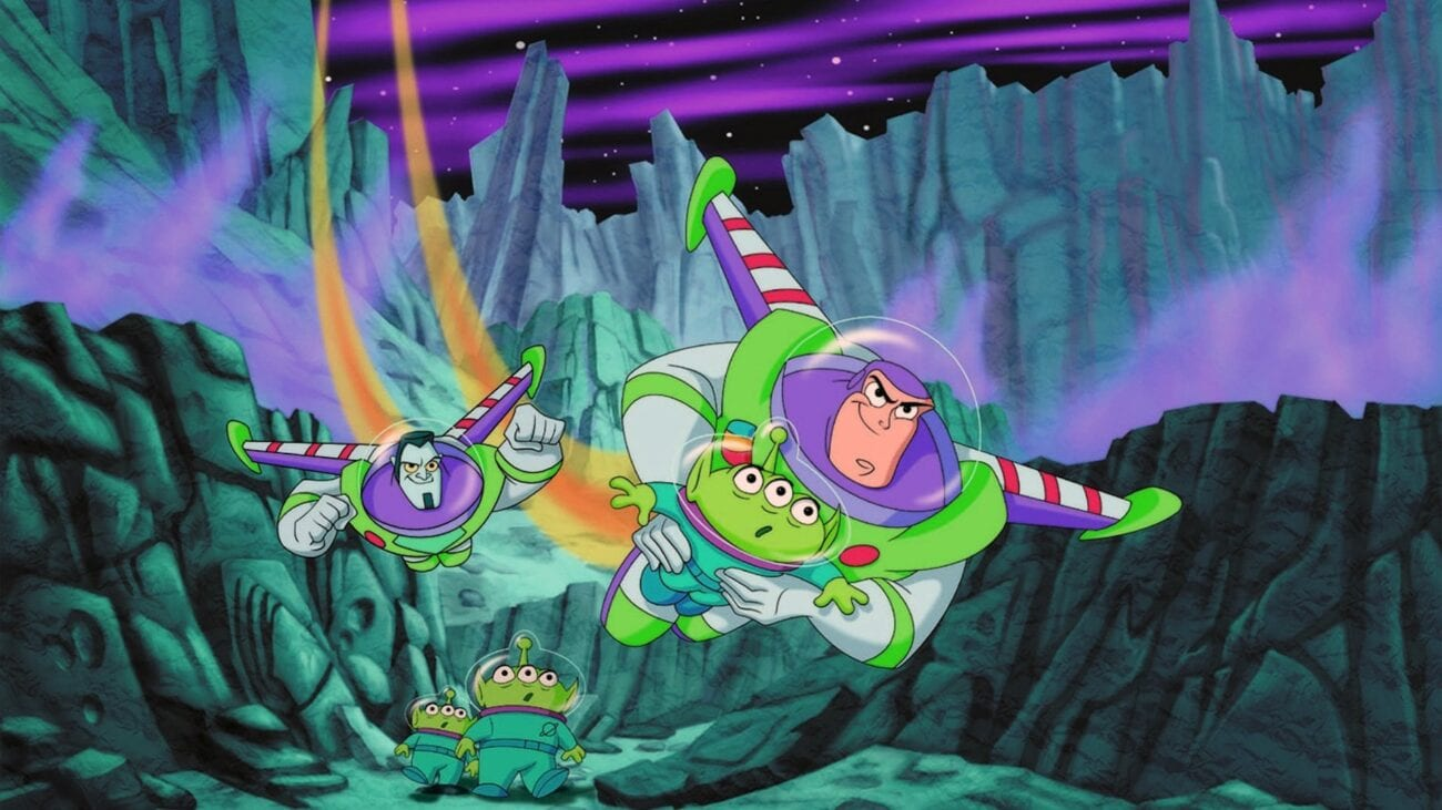 Excited for the 'Lightyear' news? Relive the original Buzz Lightyear prequel show 'Buzz Lightyear of Star Command' instead.