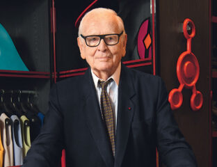 Commemorate the iconic fashion designer Pierre Cardin by checking out some of his most extravagant garments.