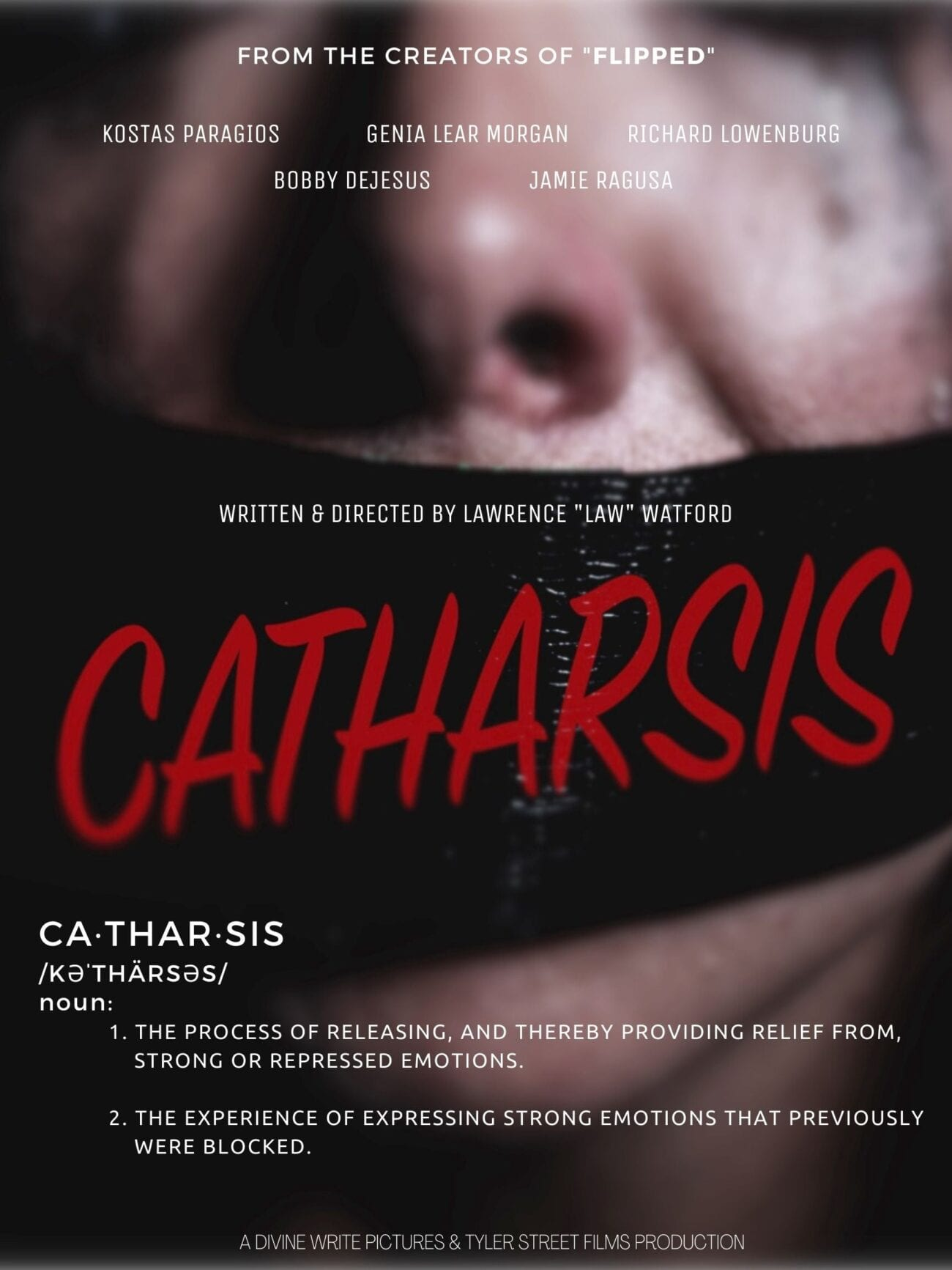 'Catharsis' is a short film by director Lawrence 'Law' Watford. Find out what the film and the director have to say about police brutality.
