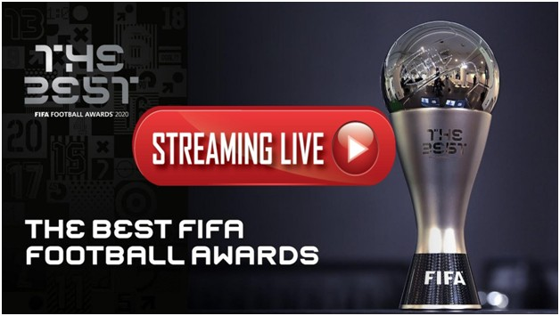 The FIFA Football Awards 2020 is here. Find out how to live stream the award show for free on Reddit.