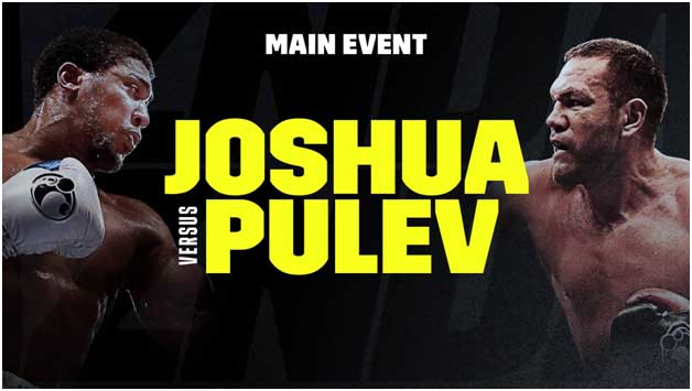 Looking to catch Joshua vs Pulev? Check out these free boxing live stream sites for the full fight.