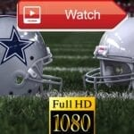 The the Dallas Cowboys are playing a game vs the Baltimore Ravens. Here's how you can watch the event live.