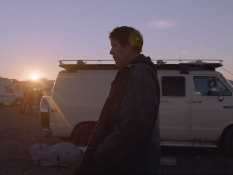 Frances McDormand gives an authentic, raw performance in the indie film 'Nomadland'. You can read all about the 'Fargo' star's newest movie here.