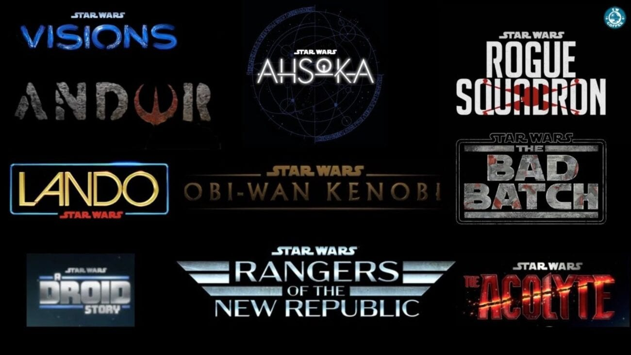 Disney has jumped the shark. Check out the absurdly long list of 'Star Wars' shows that are planned for the next few years.