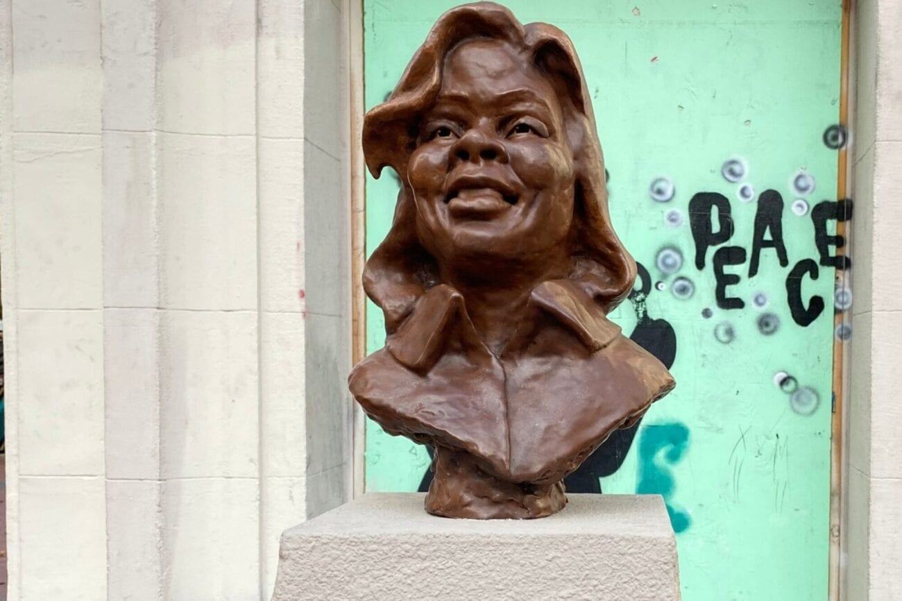 The memorial sculpture created for Breonna Taylor was vandalized. Here's what happened and what's being done.