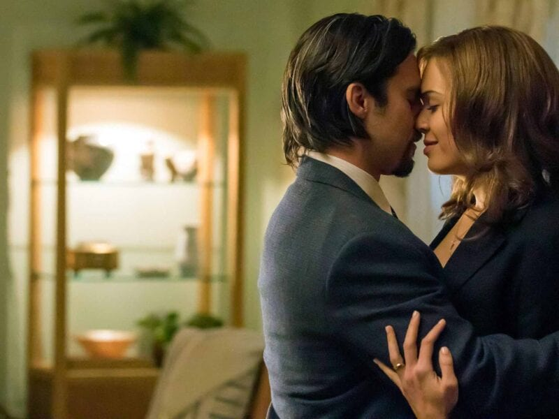 'This Is Us' touches on hot-button issues, and a major part of the show's plot is the romance. Here's a recap of the best sex scenes from the show.