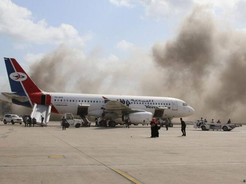 Yemen is in the news again. This time a horrible bombing has occurred at an airport in Aden. Here's what you need to know.