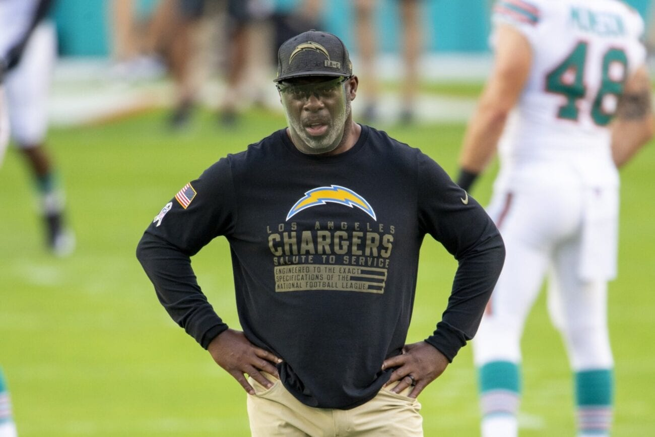 Somebody has to take the fall, but did Los Angeles Chargers just give their coach the boot? Take a look at the firing of NFL coach Anthony Lynn.