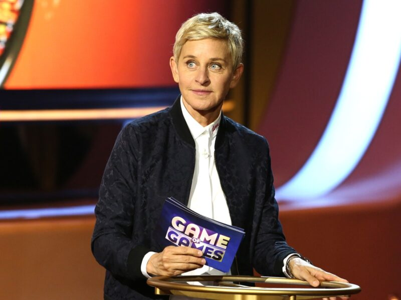 Ellen DeGeneres is best known for 'The Ellen DeGeneres Show', but has the comedian gained enough support for her newer series 'Ellen's Game of Games'?
