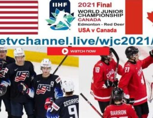 USA will challenge Canada in the 2021 WJC Championship. Find out how to live stream the game for free.
