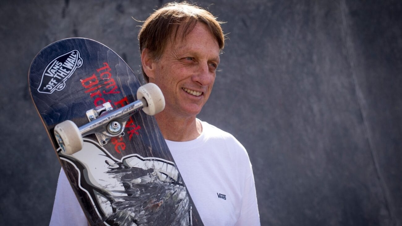 If you haven't heard of Tony Hawk's games (and I bet you have), you'd have seen him in dozens of other ways. What's his latest venture on Twitter?